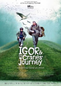 Igor and the Cranes' Journey