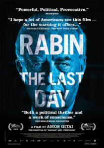 Le Dernier Jour d'Yitzhak Rabin (S.T. Anglais)